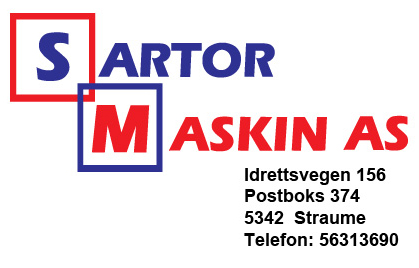 Sartor Maskin AS